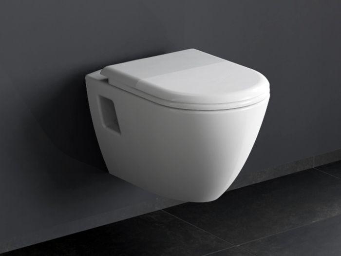 aqua bagno design keramik wc set mit taharet funktion serie leia. Black Bedroom Furniture Sets. Home Design Ideas
