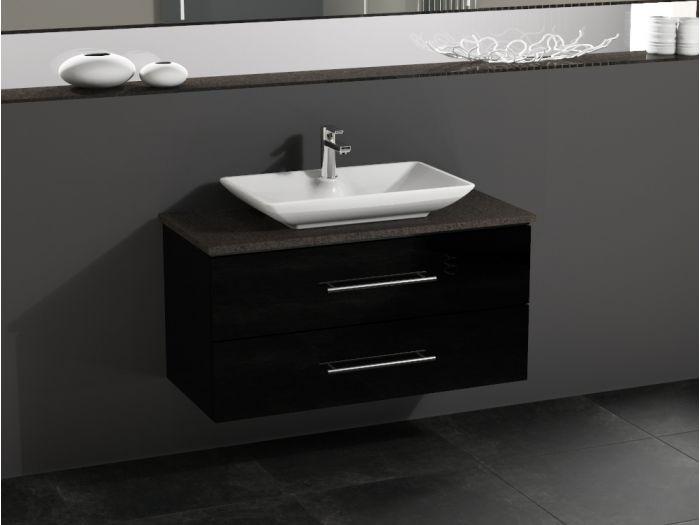 aqua baqno badm bel inkl granitplatte und keramik. Black Bedroom Furniture Sets. Home Design Ideas
