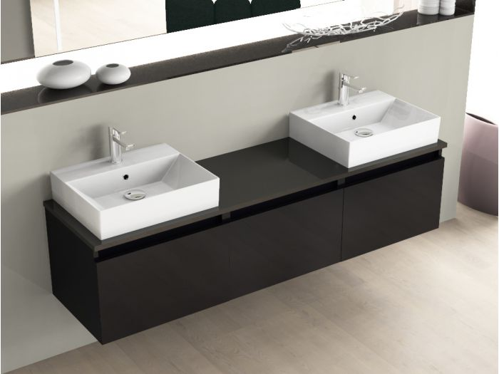 doppelwaschtisch. Black Bedroom Furniture Sets. Home Design Ideas