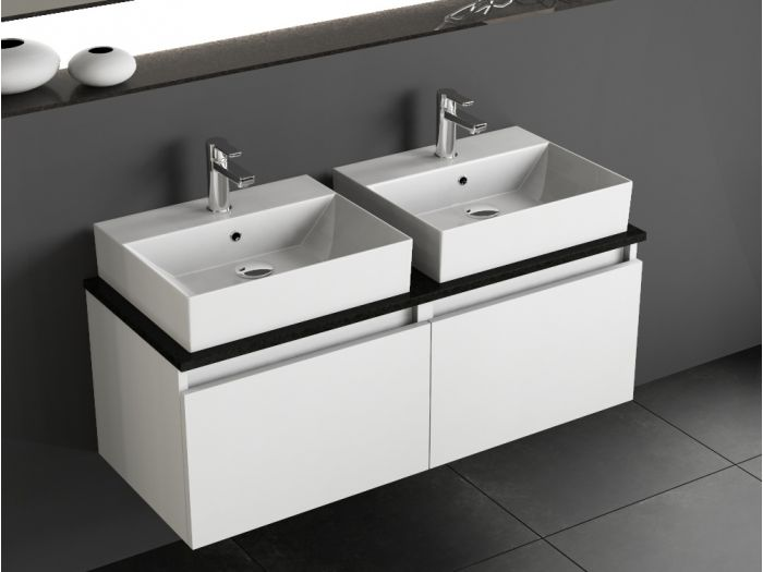 badm bel doppelwaschtisch inneneinrichtung und m bel. Black Bedroom Furniture Sets. Home Design Ideas