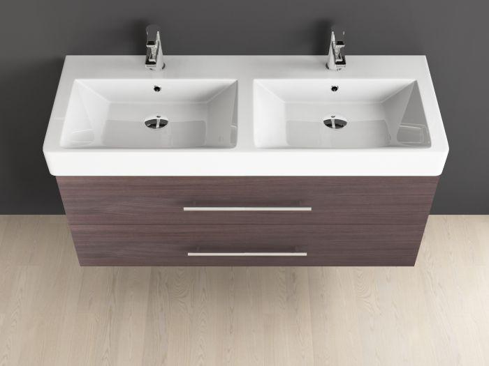 Waschtisch doppelt mit unterschrank waschtisch doppelt for Waschtisch doppelt