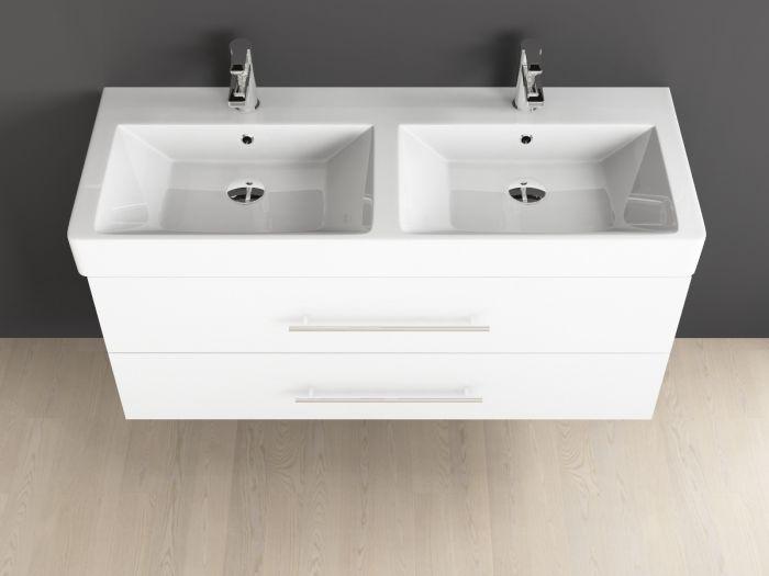 badm bel inkl keramik waschtisch quadra soft und unterschrank 12. Black Bedroom Furniture Sets. Home Design Ideas