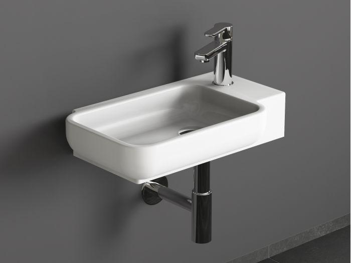 design keramik waschbecken waschtisch becken f r g stebad 53. Black Bedroom Furniture Sets. Home Design Ideas