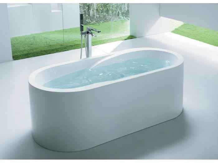 freistehende design wanne aus acryl na10. Black Bedroom Furniture Sets. Home Design Ideas