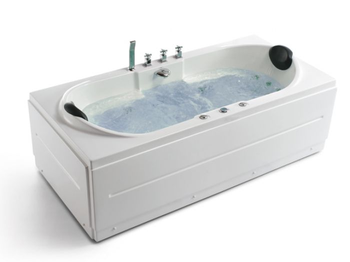 Whirlpool LIVERPOOL220 Comfort-LED 2200x900x680mm