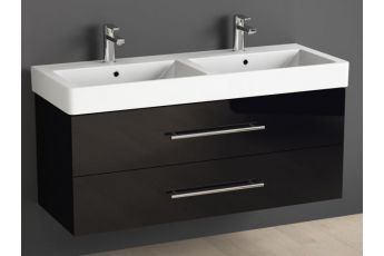 aqua bagno design keramik waschtisch 90 cm. Black Bedroom Furniture Sets. Home Design Ideas