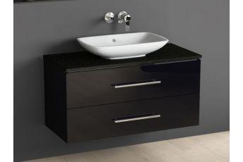 keramik einbau waschtisch aufsatz waschbecken o. Black Bedroom Furniture Sets. Home Design Ideas