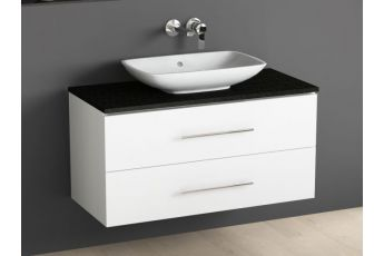 aqua bagno keramik waschtisch 50cm wei waschbecken auch. Black Bedroom Furniture Sets. Home Design Ideas