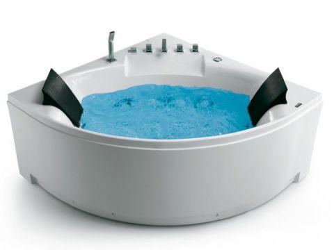 eck whirlpool badewannen vom hersteller online kaufen. Black Bedroom Furniture Sets. Home Design Ideas