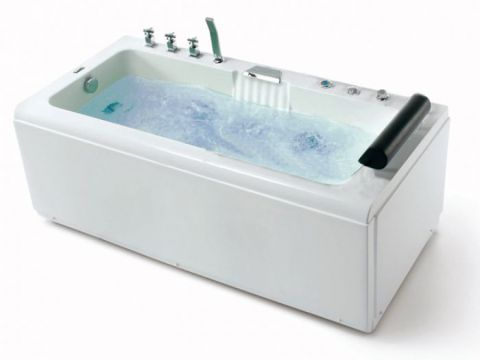 Whirlpool Stuttgart Comfort Links 1700x800x640mm