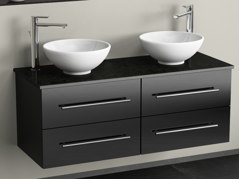 aqua bagno einhebelmischer waschtisch armatur f r. Black Bedroom Furniture Sets. Home Design Ideas