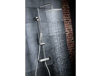 HSK RS 500 Shower-Set, Thermostat, Kopfbrause 250x250x8